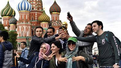 دختران و زنان ایرانی جام جهانی