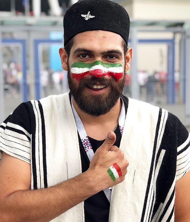 تماشاچیان ایرانی