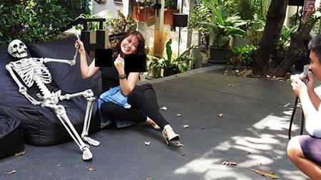 کافه مرگ در بانکوک