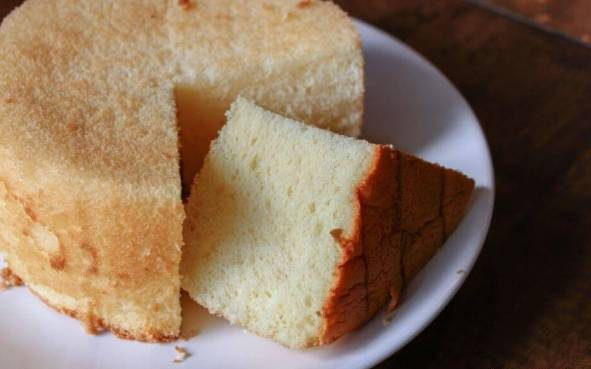 طرز تهیه کیک ترس لچس کیکی بسیار خوشمزه