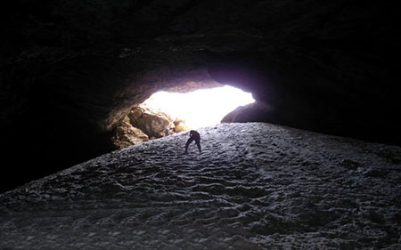 غار درفک