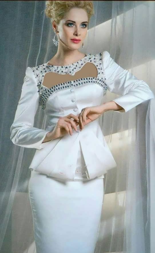Coat daman 5 e1528575911841 مدل کت و دامن کار شده مجلسی زنانه و دخترانه شیک و جدید مدل لباس