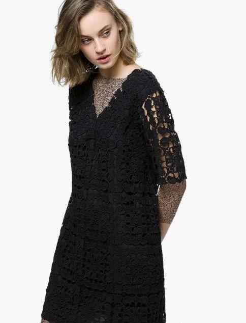 مدل پیراهن گیپور