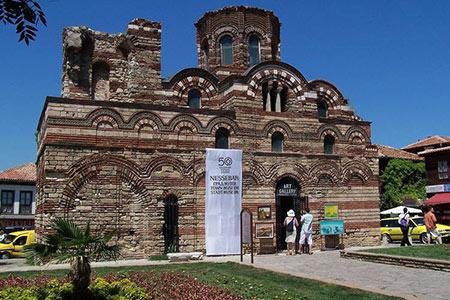 شهر نسبار در بلغارستان