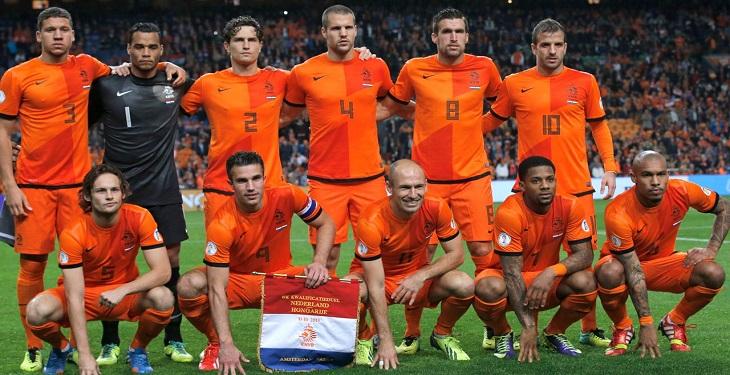 غایبان بزرگ جام جهانی فوتبال 2018 روسیه