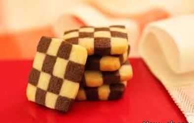 طرز تهیه شیرینی شطرنجی و مواد لازم این شیرینی