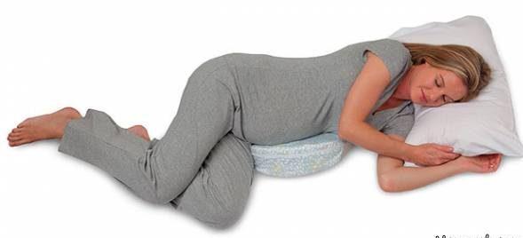 خوابیدن روی شکم در زمان بارداری