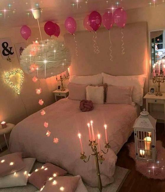 دکوراسیون و تزیین اتاق عروس و نکات چیدمان اتاق خواب عروس خانم