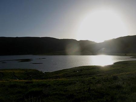 نگاهی به دریاچه نئور بزرگترین دریاچه طبیعی در اردبیل