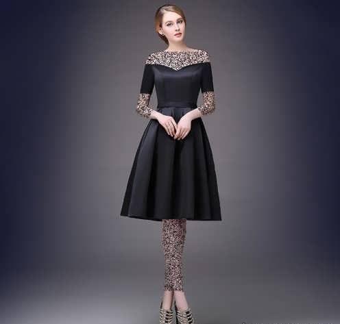 dress 14 e1529926330869 23 مدل لباس مجلسی زنانه از طراحان معروف مد مدل لباس