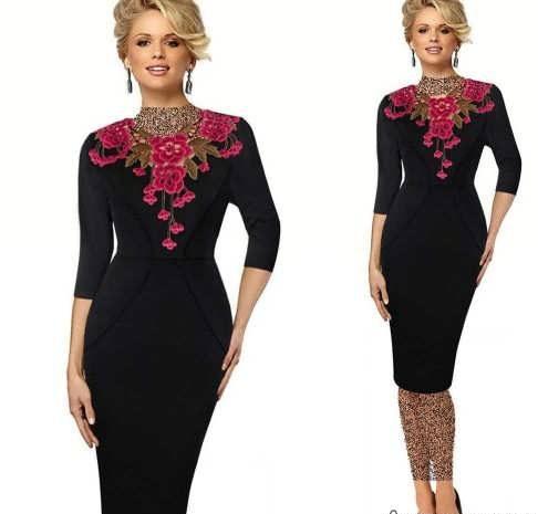 dress 16 e1529926390824 23 مدل لباس مجلسی زنانه از طراحان معروف مد مدل لباس