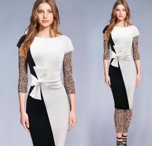 dress 18 e1529926479622 23 مدل لباس مجلسی زنانه از طراحان معروف مد مدل لباس