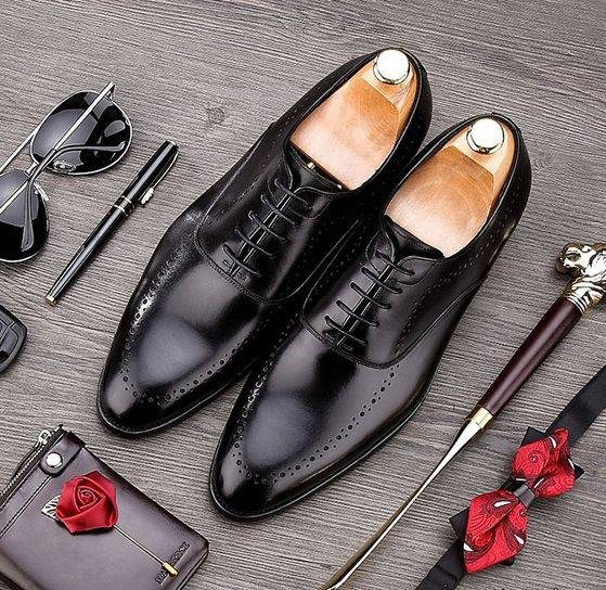 مدل کفش داماد