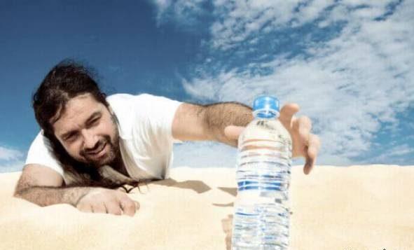 کم آبی بدن، کمبود آب بدن