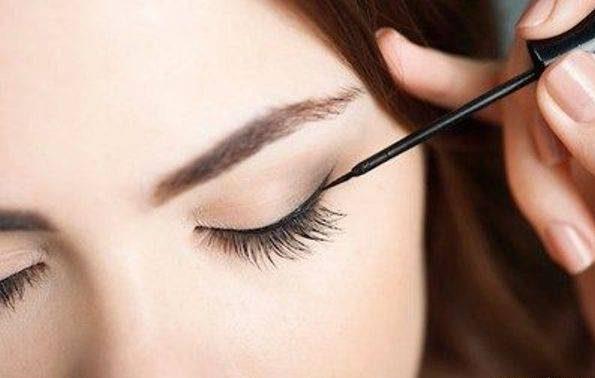 جلوگیری از پخش شدن و ریختن خط چشم