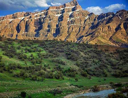 دره خزینه استان لرستان