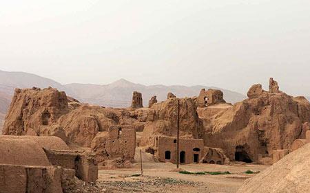 روستای پاده، روستایی زیبا در دل کویر