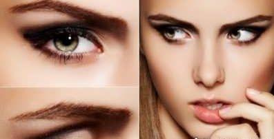 آرایش کردن چشم ریز