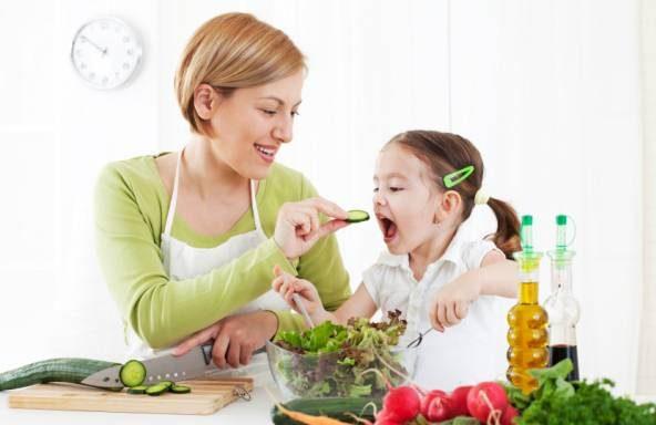غذای تقویت کننده هوش کودک