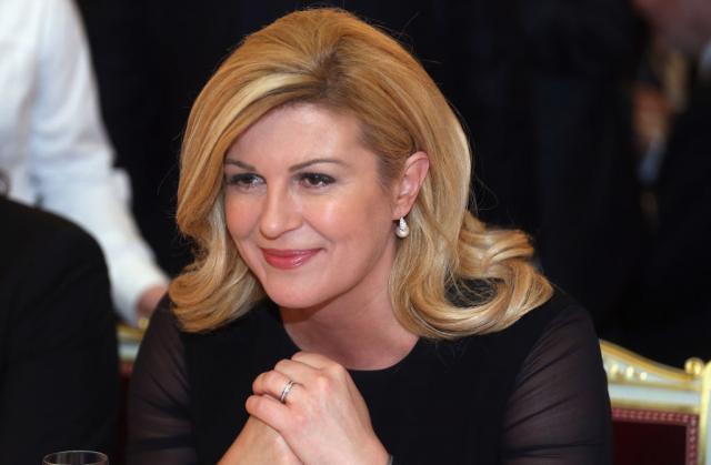 عکس های رئیس جمهور زن کرواسی | بیوگرافی زیباترین رئیس جمهور زن جهان
