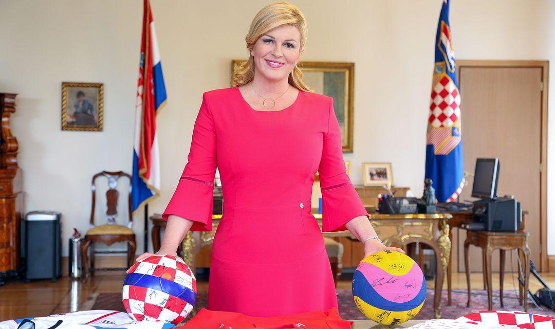 Photo of عکس های رئیس جمهور زن کرواسی | بیوگرافی زیباترین رئیس جمهور زن جهان