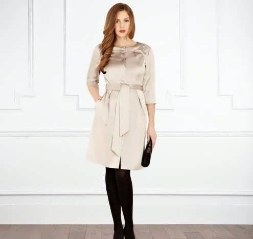 Manto Laghar 13 e1531079169541 مدل مانتو کوتاه و بلند شیک برای دختران و زنان لاغر اندام مدل لباس