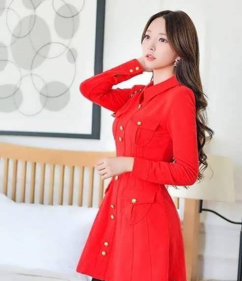 Manto Laghar 24 e1531079422766 مدل مانتو کوتاه و بلند شیک برای دختران و زنان لاغر اندام مدل لباس