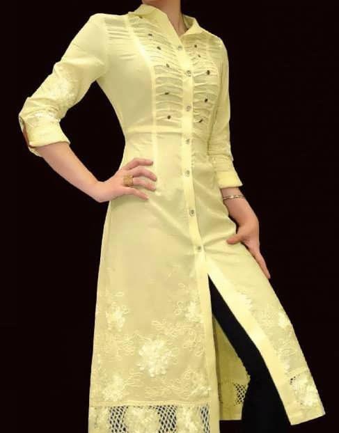 Manto Laghar 27 e1531079504716 مدل مانتو کوتاه و بلند شیک برای دختران و زنان لاغر اندام مدل لباس