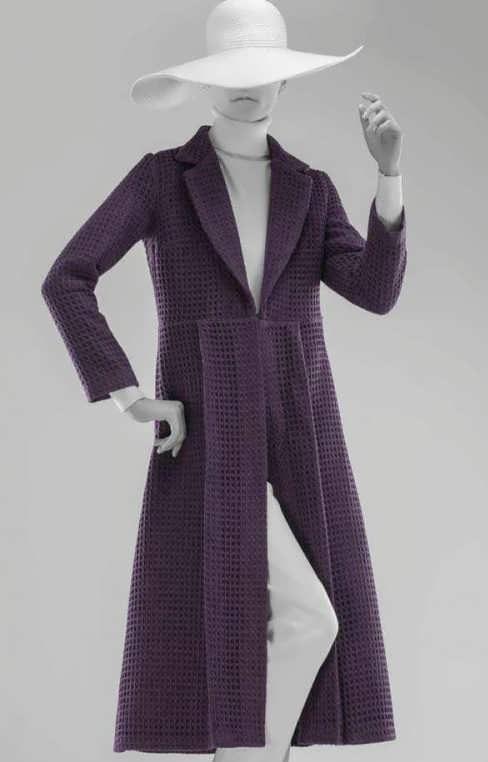 Manto Laghar 33 e1531079802150 مدل مانتو کوتاه و بلند شیک برای دختران و زنان لاغر اندام مدل لباس
