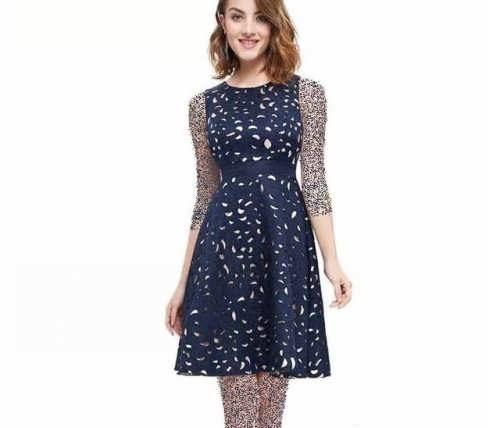 Mini Dress 10 e1531052116442 مدل لباس مجلسی کوتاه؛ لباس کوتاه مجلسی ویژه خانم های خوش پوش مدل لباس
