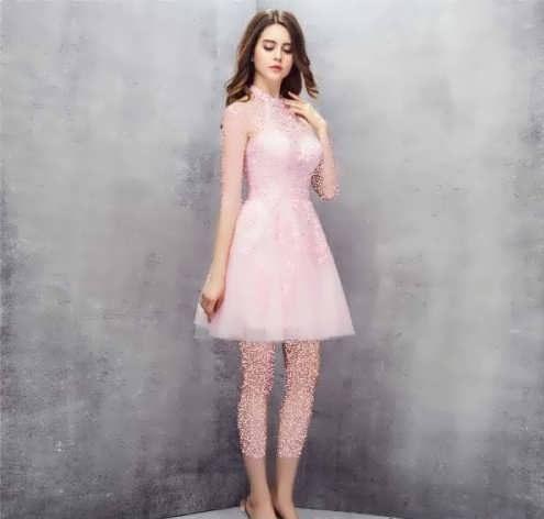 Mini Dress 12 e1531052524312 مدل لباس مجلسی کوتاه؛ لباس کوتاه مجلسی ویژه خانم های خوش پوش مدل لباس