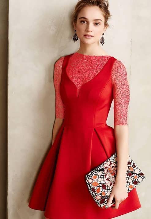 Mini Dress 15 e1531052601699 مدل لباس مجلسی کوتاه؛ لباس کوتاه مجلسی ویژه خانم های خوش پوش مدل لباس