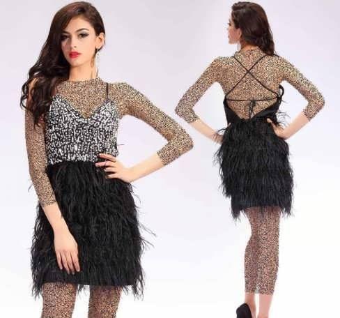 Mini Dress 21 e1531052715565 مدل لباس مجلسی کوتاه؛ لباس کوتاه مجلسی ویژه خانم های خوش پوش مدل لباس