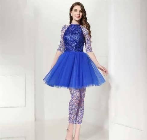 Mini Dress 23 e1531052762866 مدل لباس مجلسی کوتاه؛ لباس کوتاه مجلسی ویژه خانم های خوش پوش مدل لباس