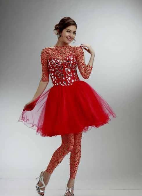 Mini Dress 24 e1531052779813 مدل لباس مجلسی کوتاه؛ لباس کوتاه مجلسی ویژه خانم های خوش پوش مدل لباس