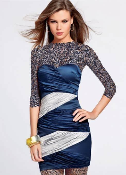 Mini Dress 3 e1531051986306 مدل لباس مجلسی کوتاه؛ لباس کوتاه مجلسی ویژه خانم های خوش پوش مدل لباس