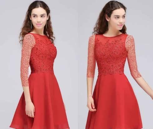 Mini Dress 4 e1531052005871 مدل لباس مجلسی کوتاه؛ لباس کوتاه مجلسی ویژه خانم های خوش پوش مدل لباس