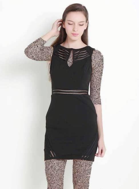 Mini Dress 8 e1531052081217 مدل لباس مجلسی کوتاه؛ لباس کوتاه مجلسی ویژه خانم های خوش پوش مدل لباس