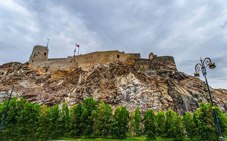 قلعه عمان