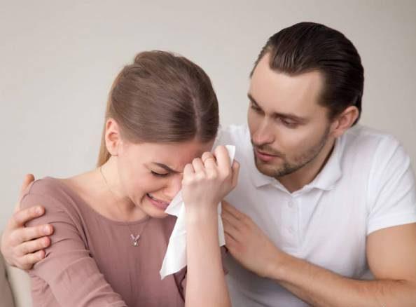 همسر افسرده