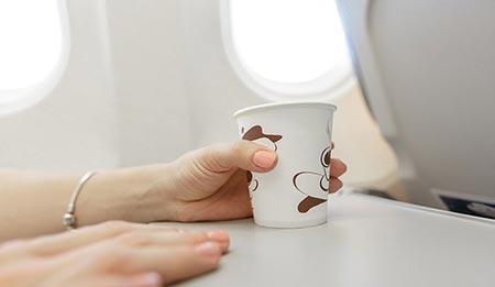 کارهای ممنوعه در هواپیما