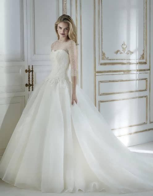 bRIDAL dRESS 16 e1531225290502 مدل لباس عروس ایرانی در انواع طرح های ویژه عروس خانم های زیبای ایرانی مدل لباس