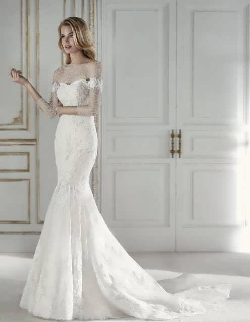 bRIDAL dRESS 23 e1531225453928 مدل لباس عروس ایرانی در انواع طرح های ویژه عروس خانم های زیبای ایرانی مدل لباس
