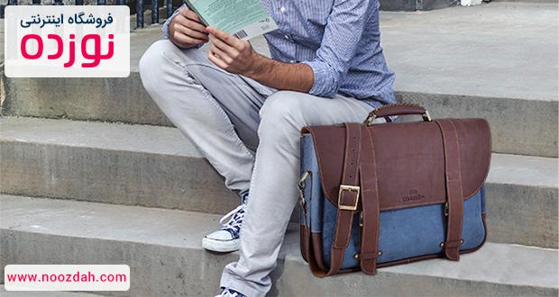 کیف چرم شتر رنگ و نقش منحصر به فردی دارد چرم شتر بهترین انتخاب در خرید یک کیف چرم مدل لباس
