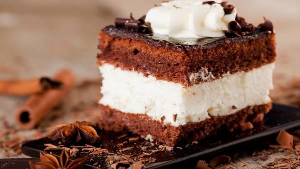 کیک بستنی