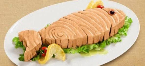 کنسرو ماهی