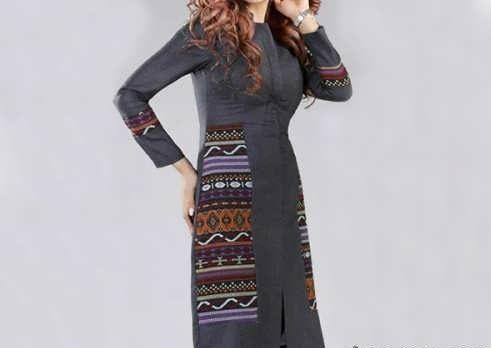 Manto Sonati 23 e1534078531629 مدل مانتو سنتی کوتاه | زیباترین مدل مانتوهای سنتی کوتاه برای خانم های شیک پوش مدل لباس
