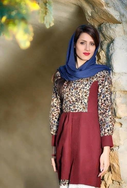 Manto Sonati 4 e1534077650635 مدل مانتو سنتی کوتاه | زیباترین مدل مانتوهای سنتی کوتاه برای خانم های شیک پوش مدل لباس