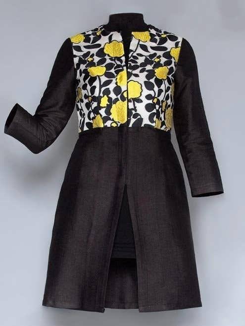 Manto Sonati 9 e1534077721730 مدل مانتو سنتی کوتاه | زیباترین مدل مانتوهای سنتی کوتاه برای خانم های شیک پوش مدل لباس