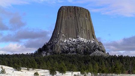 برج شیطان (DEVIL'S TOWER)